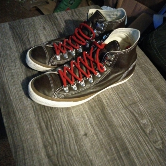 Converse Chuck Taylor All Star City Hiker Brown Leather